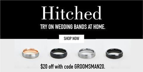 wedding band sale