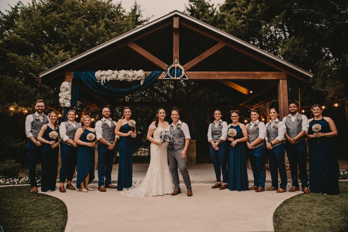 blue suits for women