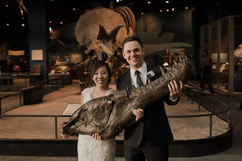 museum wedding ideas