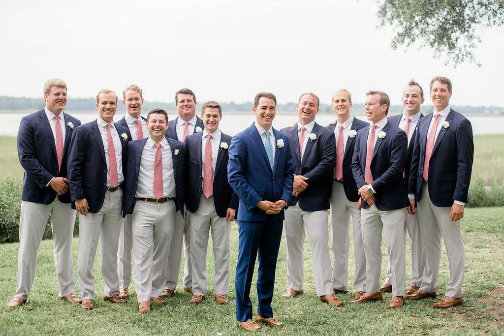 Ideas For Men's Wedding Attire
