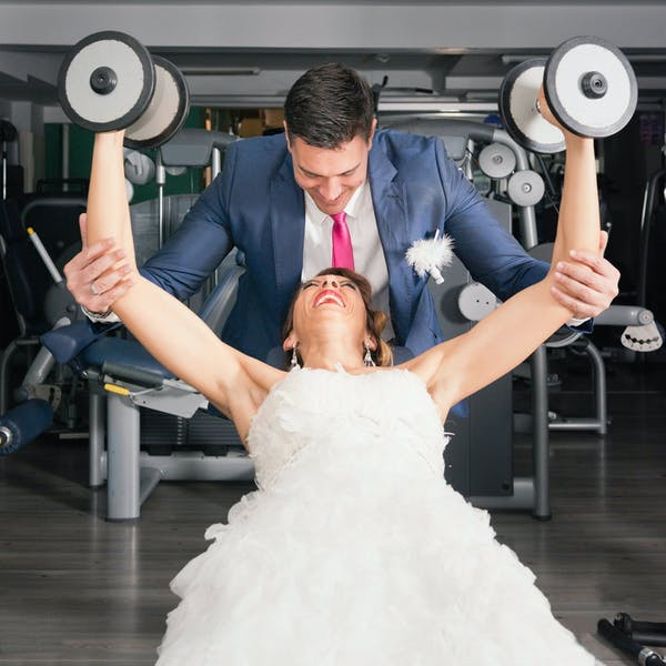 wedding diet and fitness tips