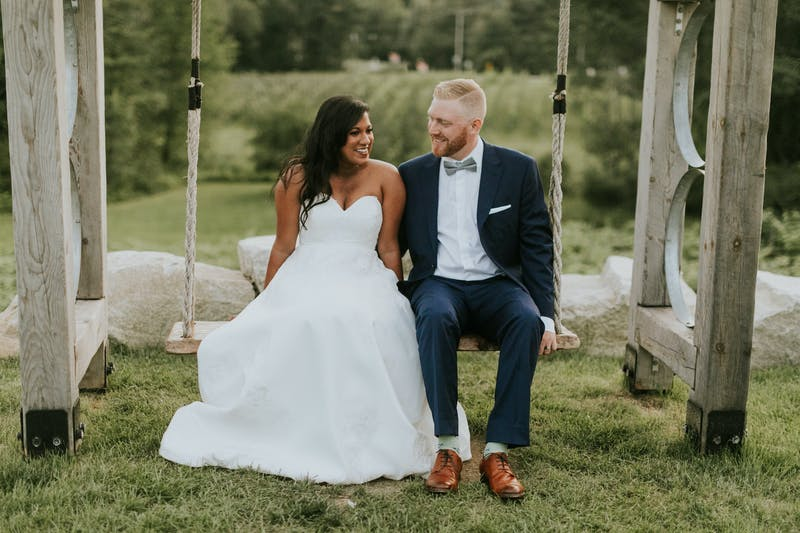 rustic vineyard wedding ideas