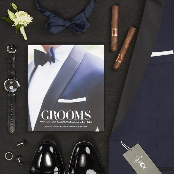 Grooms A Professional Stylist's Guide to Wedding Day Apparel