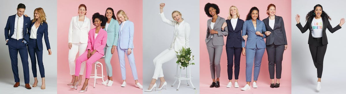 women's suits for weddings