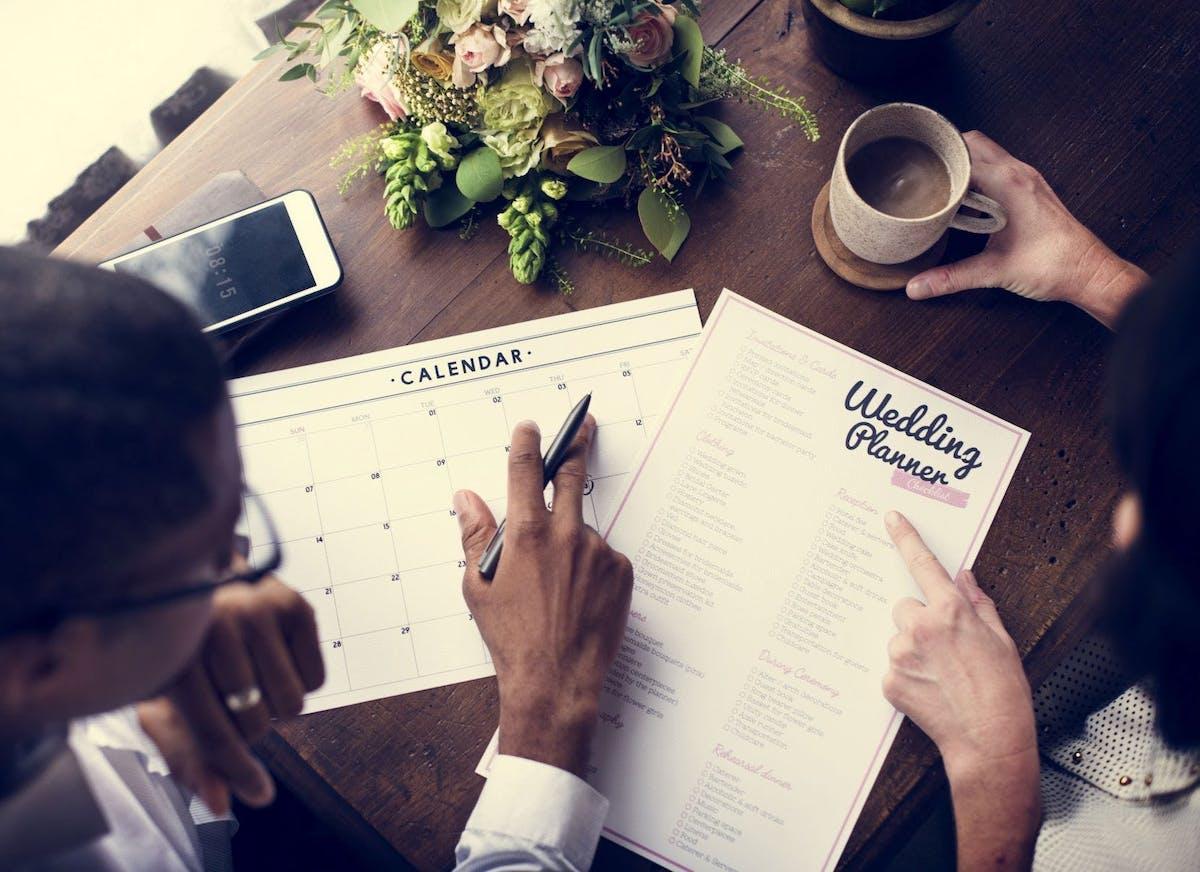 Tips for Handling Wedding Stress
