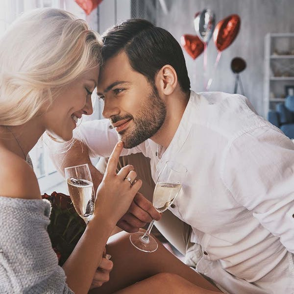 At Home Date Night Ideas for Valentine's Day 2021