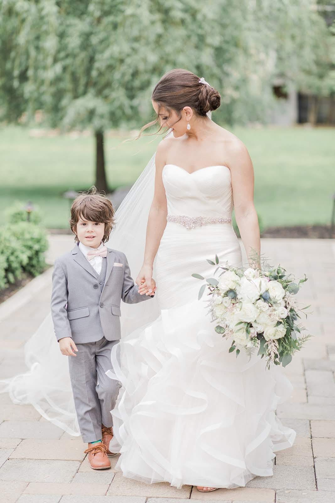 Cute gift ideas for ring bearers
