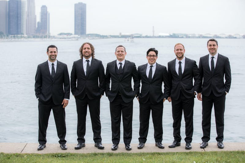 Chicago Wedding suits for men