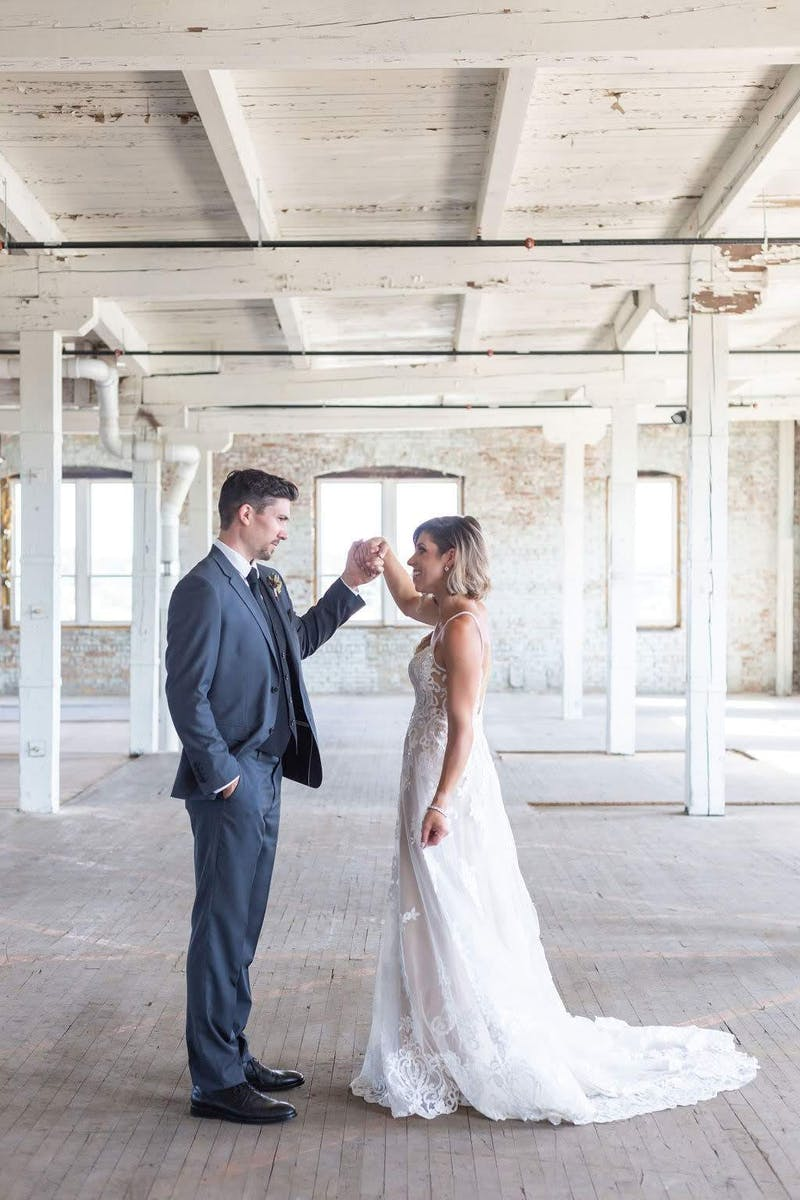 what to wear to a loft wedding