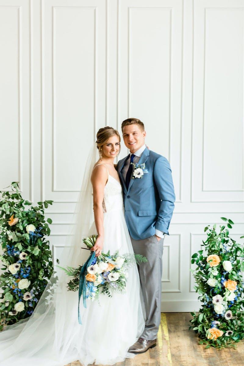elopement wedding style