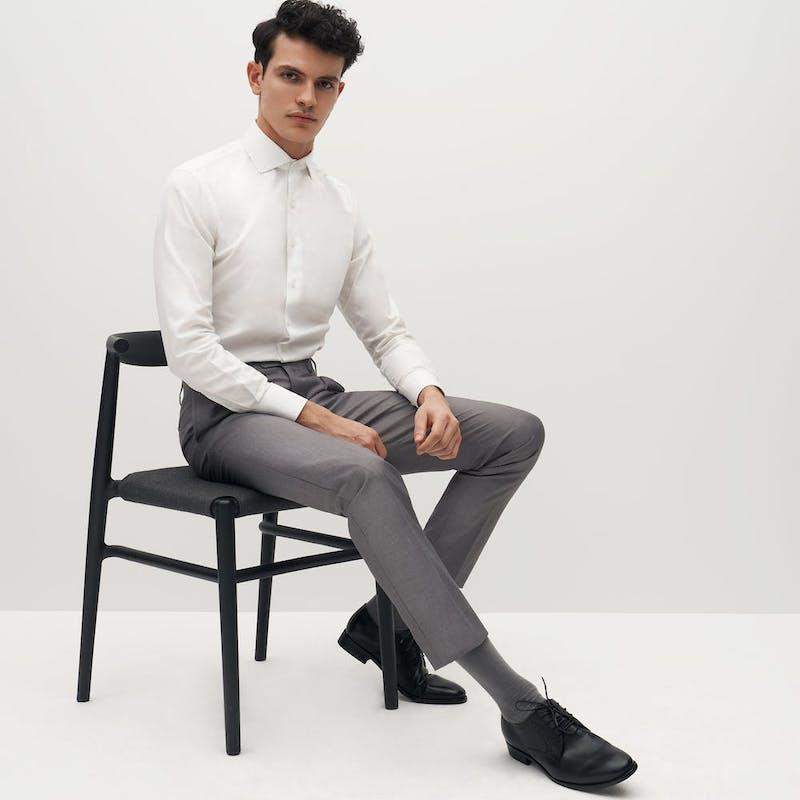 Men's Black Wedding Shoes
