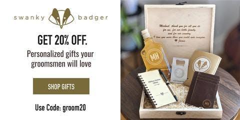 asking groomsmen gifts