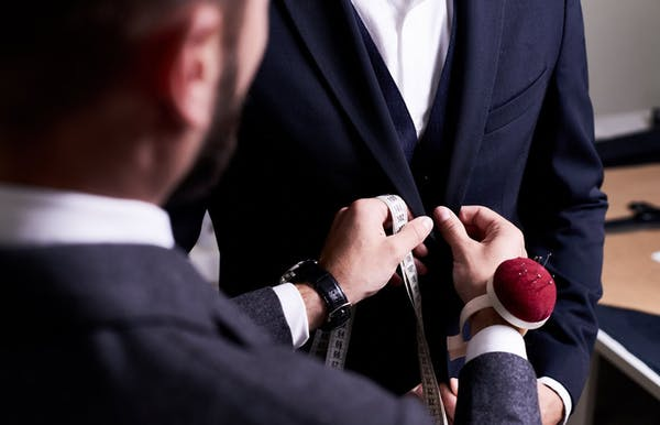 Wedding suit alteration checklist for grooms and groomsmen