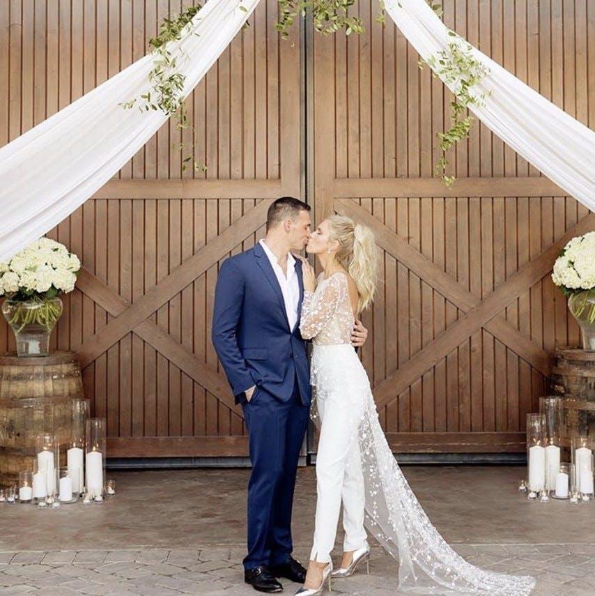 Men's wedding style from the best celebrity weddings