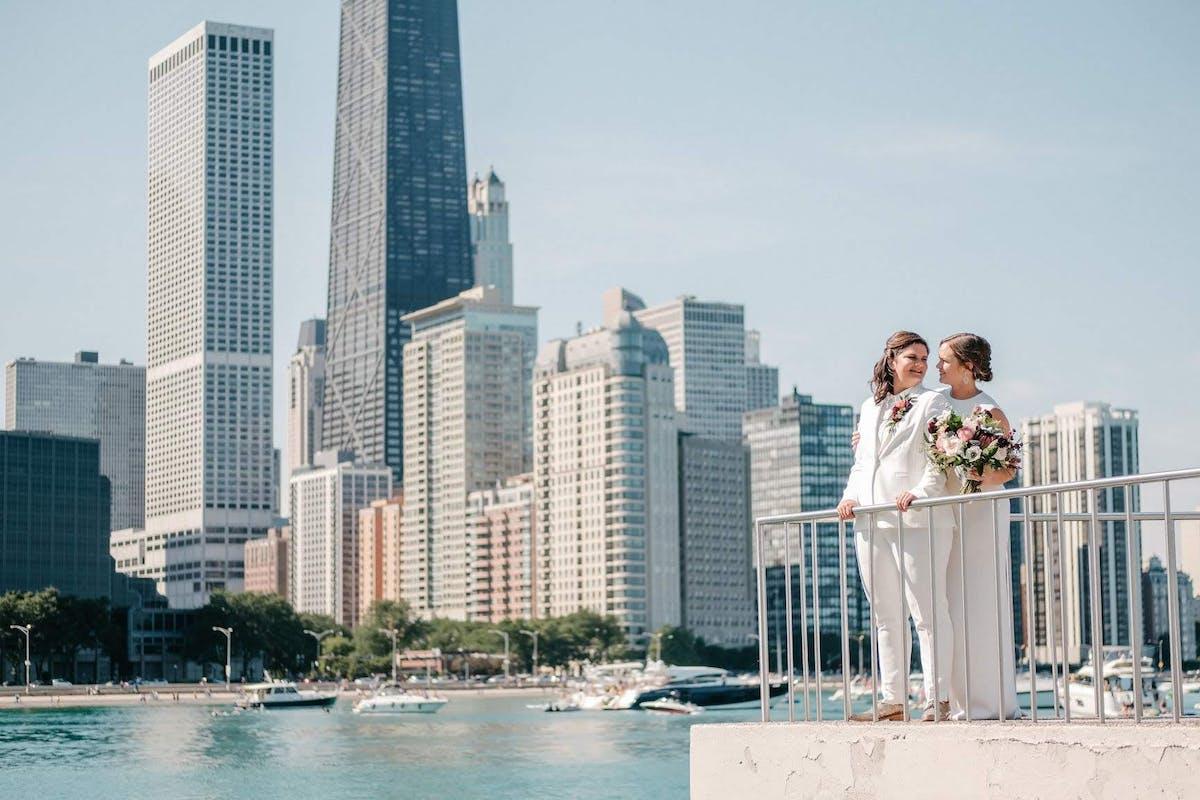 Groom Style For City Weddings