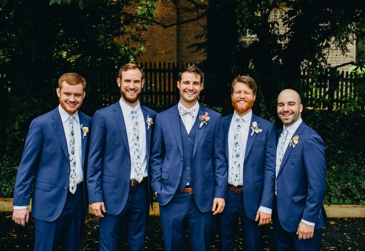 wedding attire for men
