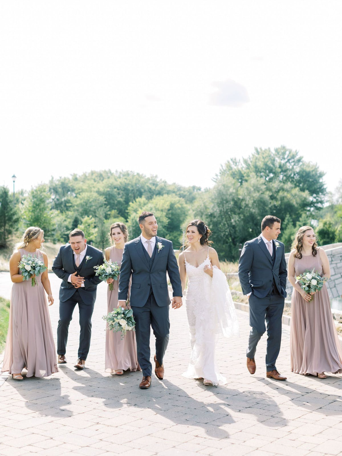 Tom & Mary - Real Weddings by Suit Shop!