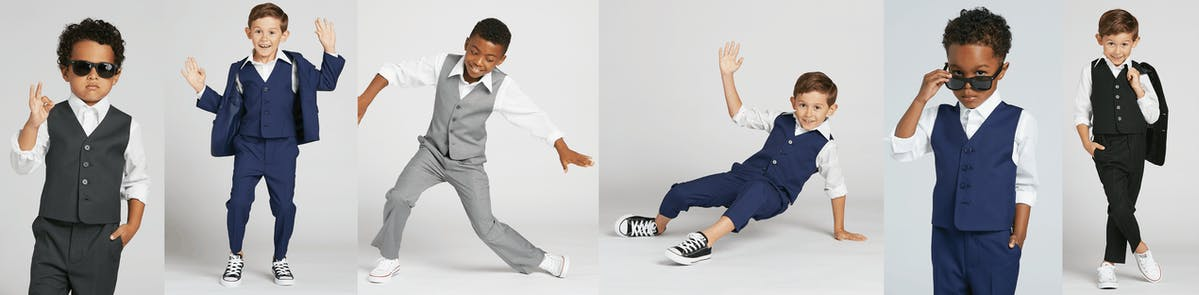 kids suits for weddings