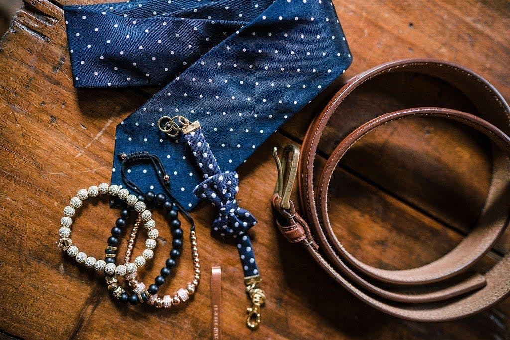 dress down your work attire by adding accessories to style your workwear for night time festivities