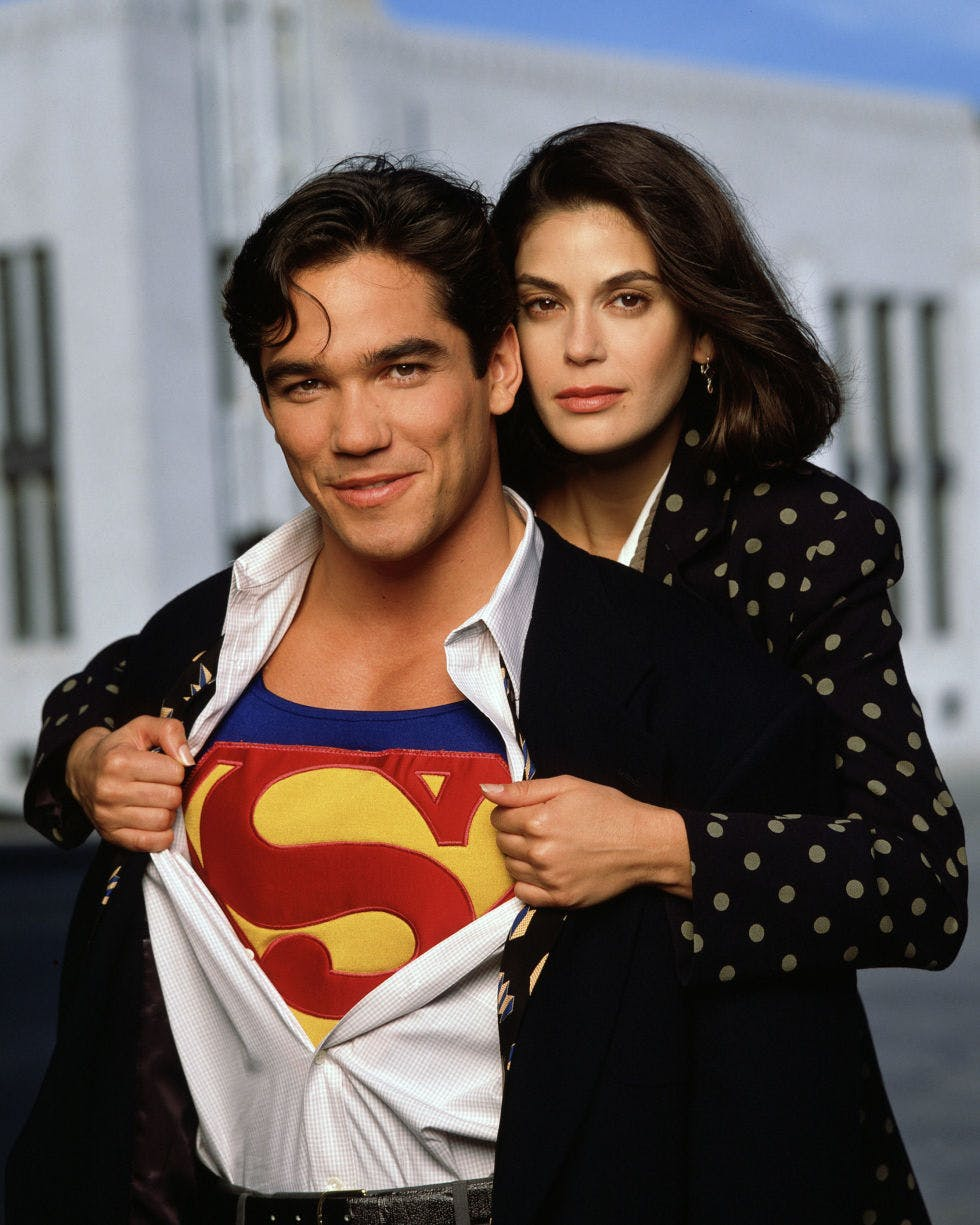 lois and clark couples costume