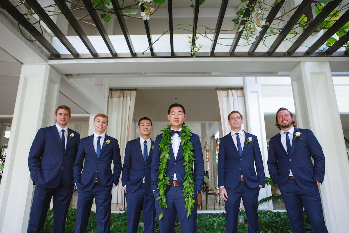 Wedding Suits For Grooms and Groomsmen
