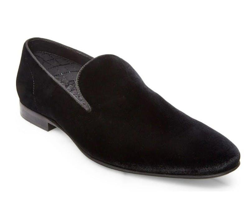 velvet loafers for men