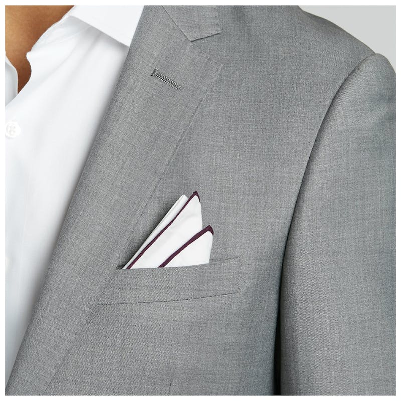 wedding style for men how to fold a pocket square