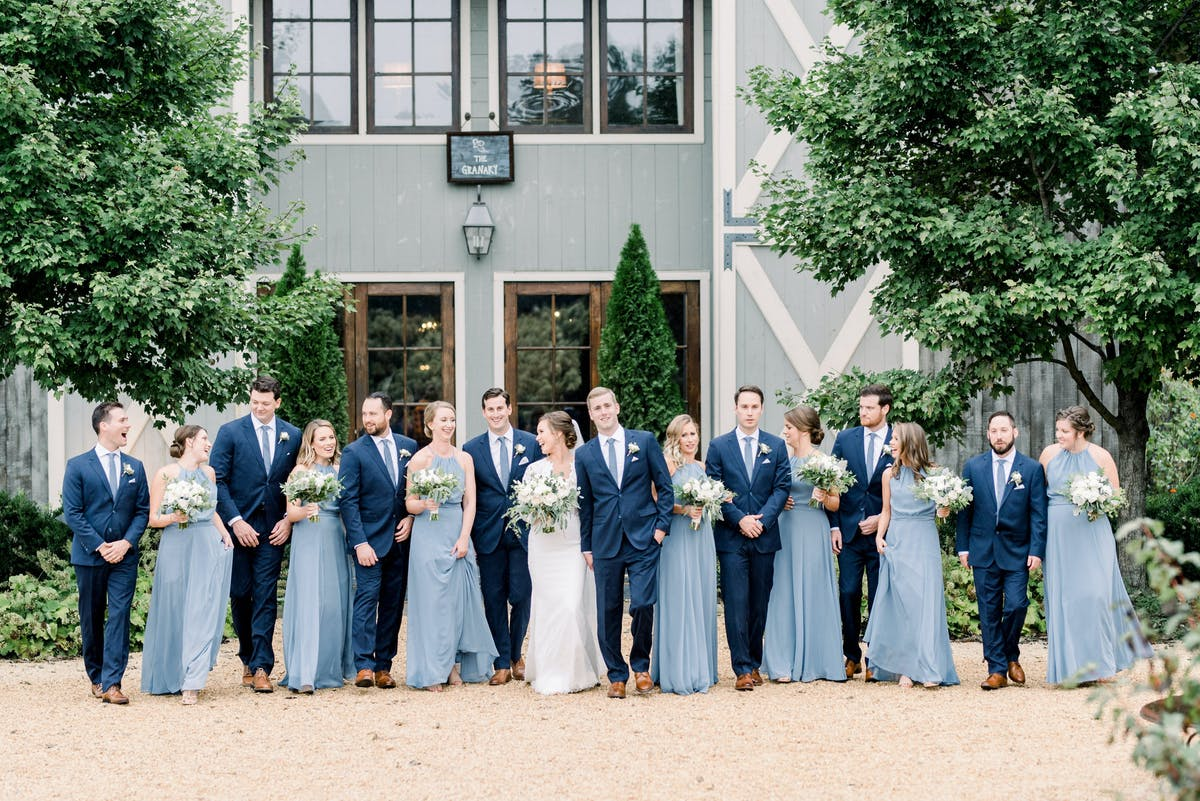 Pantone Color of the Year 2020 Wedding Ideas