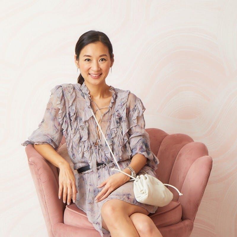 female founder grace lee birdy grey