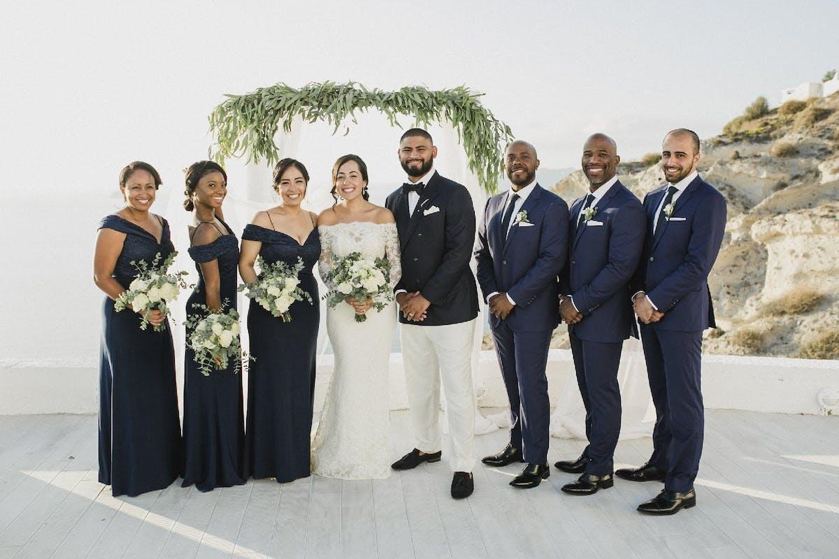 Destination Wedding Style For Men