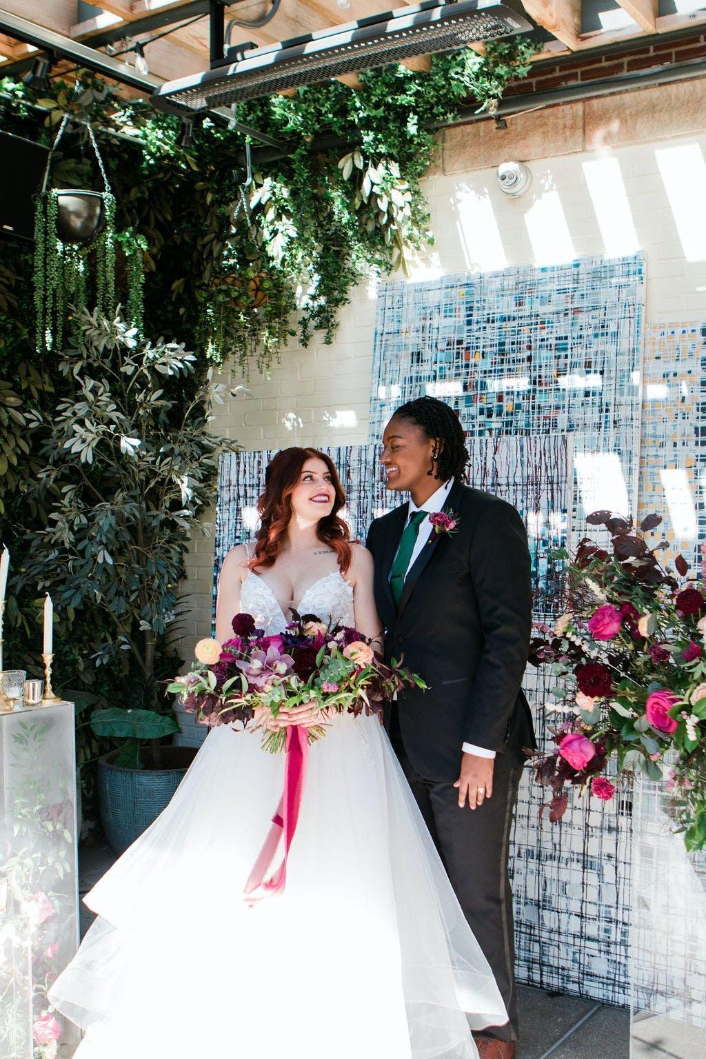 2021 Fall Wedding Colors