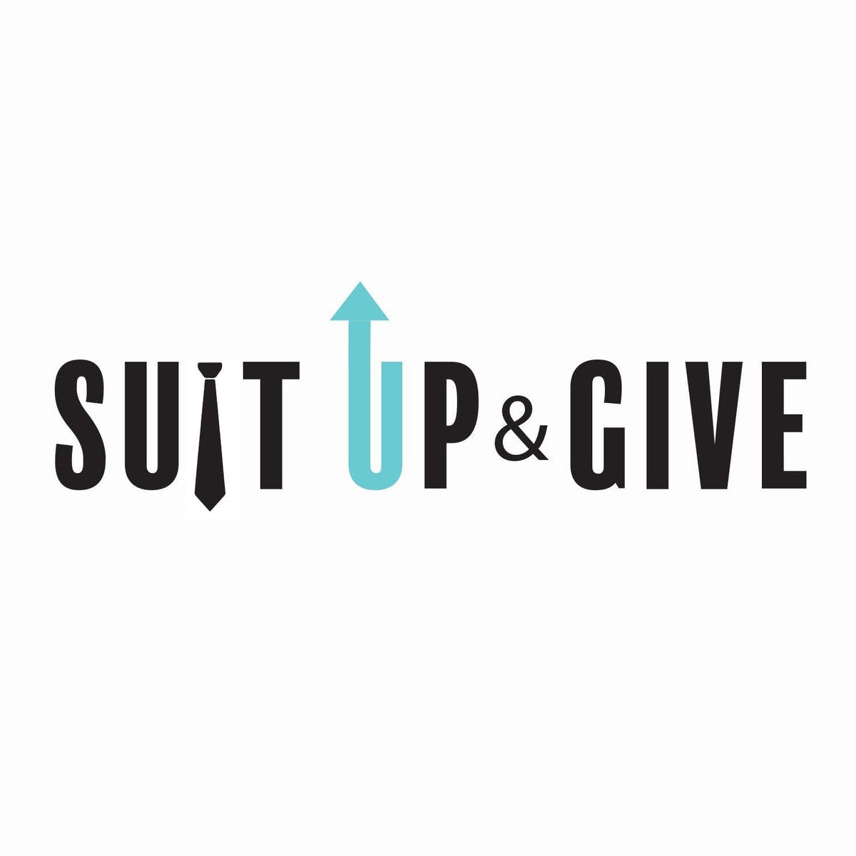 suit up and give